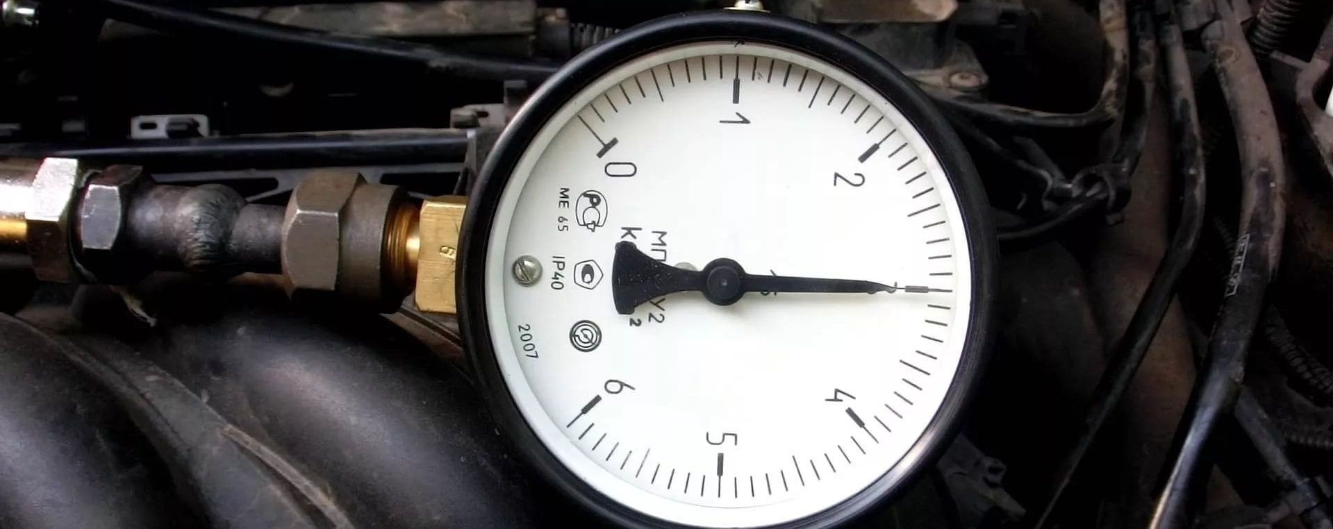 Проверка герметичности тормозных приводов